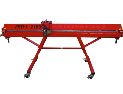 BENDING MACHINE OF ZRD-L TYPE