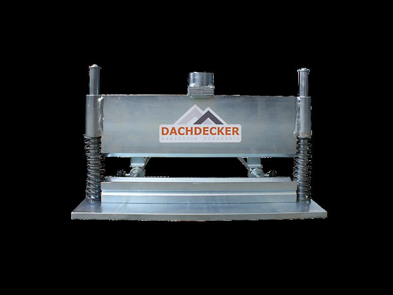 Krawędziarka - narzędzie do prasy hydraulicznej